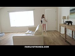 FamilyStrokes - Fucked My Step-Dad While Mom Was Sleeping