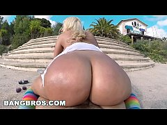 BANGBROS - Blondie Fesser Twerking Her Big Ass ...