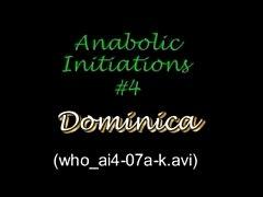 Dominica Leoni gangbang