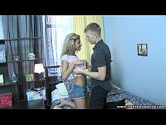 Teens Analyzed - The very first anal sex for both