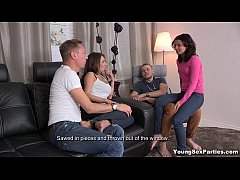 Young Sex Parties - New redtube gangbang youporn couch tube8 for a teen porn