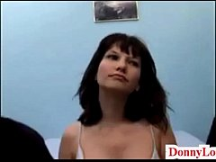 Donny Long gives first big cock to cheating wif...