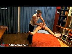 Así se da un masaje erotico