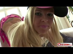 Nicole Gaucha Blond Anal HD 1080p