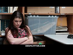 Shoplyfter - A Hard Fuck Punishment For Rebelio...