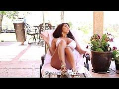 HD - FantasyHD Ava Addams huge tits gets cum blasted
