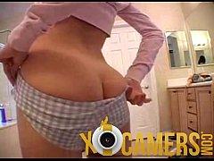 Webcam Girl 151 Webcam Stripping Porn Video