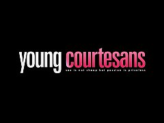 Young Courtesans - Fucked tube8 shaved-pussy re...