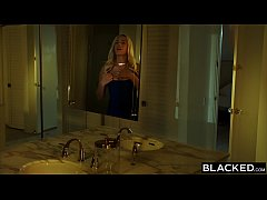BLACKED Horny Intern Can't Stop Herself Around BBC