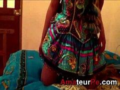 Bailarina de Caporales Cachando Muy Duro by amateurpe.com