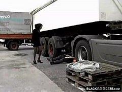 Hooker for truck driver
