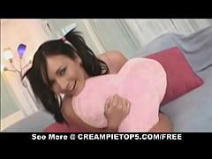 Ashli Orion Creampie Impregnated