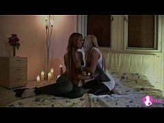 Lesbian Milf Seduces Teen - Viv Thomas HD