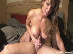 MILF Mia Loves Fucking At Home