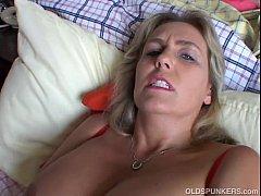 Beautiful big tits old spunker imagines you fuc...