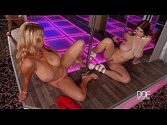 Sex in the Strip Club - Big Titty Glamour Strip...