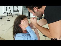 BrutalX - Stepsister fucked for a cig