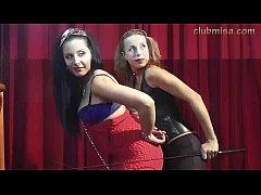 Dominant MILF Misa has backstage fun with teen ...