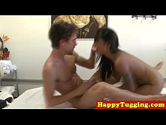 Real nuru masseuse toys with customers dick