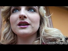 Sultry Czech babe Jemma Valentine banged for so...