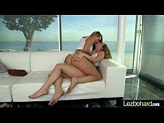 Hot Sex scne With Lesbians Girl On Girl (Aj Applegate & Harley Jadehot) video-06