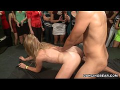 Babe cheats on her man in front of other Women