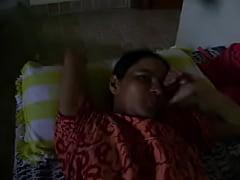 desi bhabhi with unknown- sucking