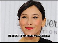 Sibel Kekilli cumshot compilation