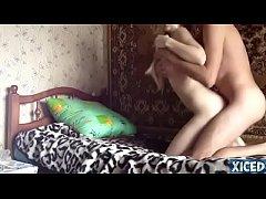 Sex with cousin in my room hidden cam