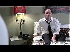 Intercorse In Office With Big Melon Round Boobs Girl (lezley zen) video-25
