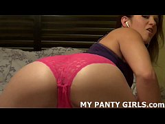 These sexy panties will help you get nice and h...