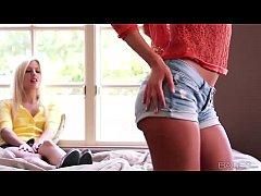 Babes - DOUBLE PLEASURE (Angelica Saige), (Jessie Volt)