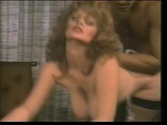 Classic big titted red head porn star Lisa Dele...