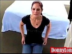 Donny Long tag teams cheating milf mom crackhead