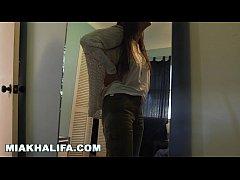 MIAKHALIFA - Mia Khalifa Tries A Big Black Dick...