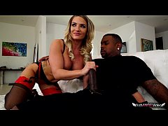 Cali Carter Caught Cheating by BF - Threesome E...