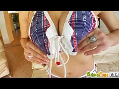 Prime Cups Cute girl with big tits gets fucked ...