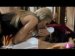 Viv Thomas Lesbian HD - Blue Angel Dominated!