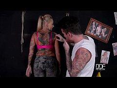 Tattoo artist and girlfriend - pornvideosdaily.top