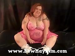 Valacey Doll of Bbw Mayhem