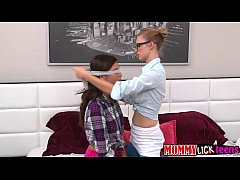 lovely hot ladies loves pussy licking mom brandi with kimberly and lilli