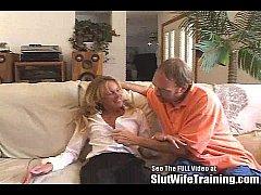 Anal MILF Slut Wife Training Session