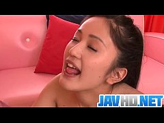 Ai Wakana goes dirty in some juicy cock in perf...