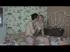 18videoz - In bed with a real teen slut