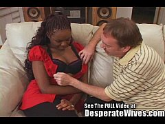 Slut Wife Raquelle Surprises Her Hubby With a S...
