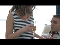 Young Anal Tryouts - Some girls simply cannot l...