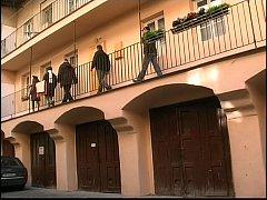 Italian depravate family in GANG-BANG!!!