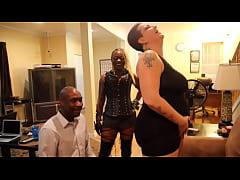 Selena White Ass Worship Outtake w. Tai Woodz &...