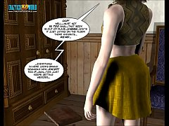 3d comic ryse episodes 13 3