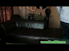Sexy masseuse gives pleasure in nuru massage 08